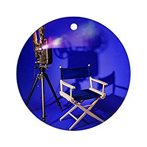 Round Producers Chair